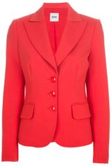 Moschino Cheap & Chic Bright Blazer - Lyst