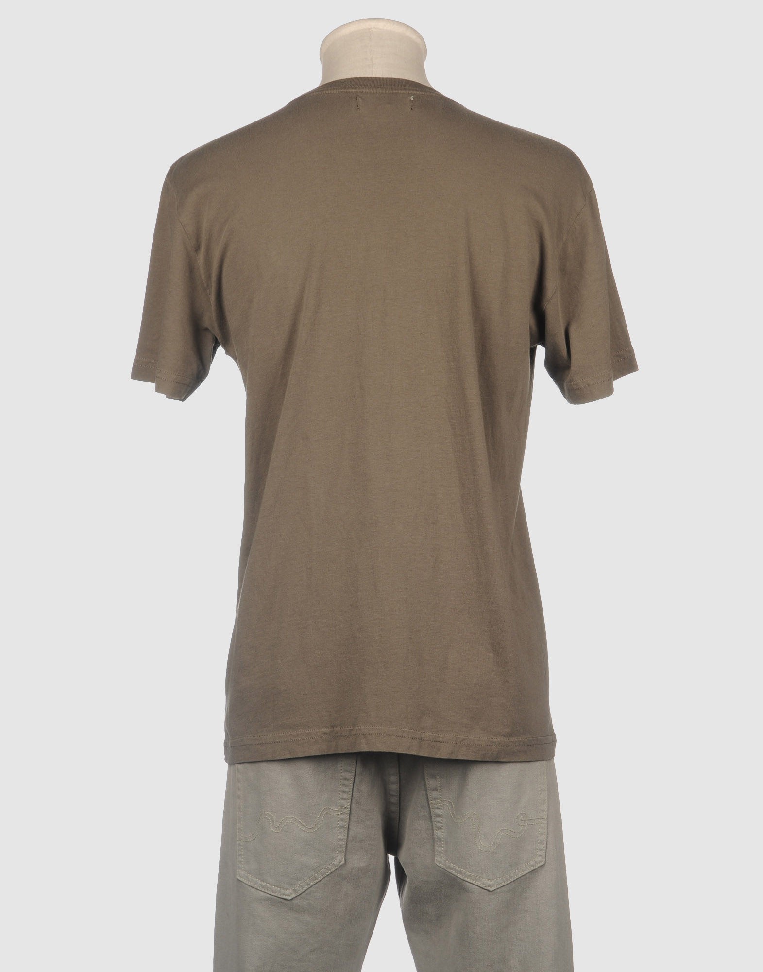 Lyst Riviera Club Short Sleeve T Shirt In Gray For Men