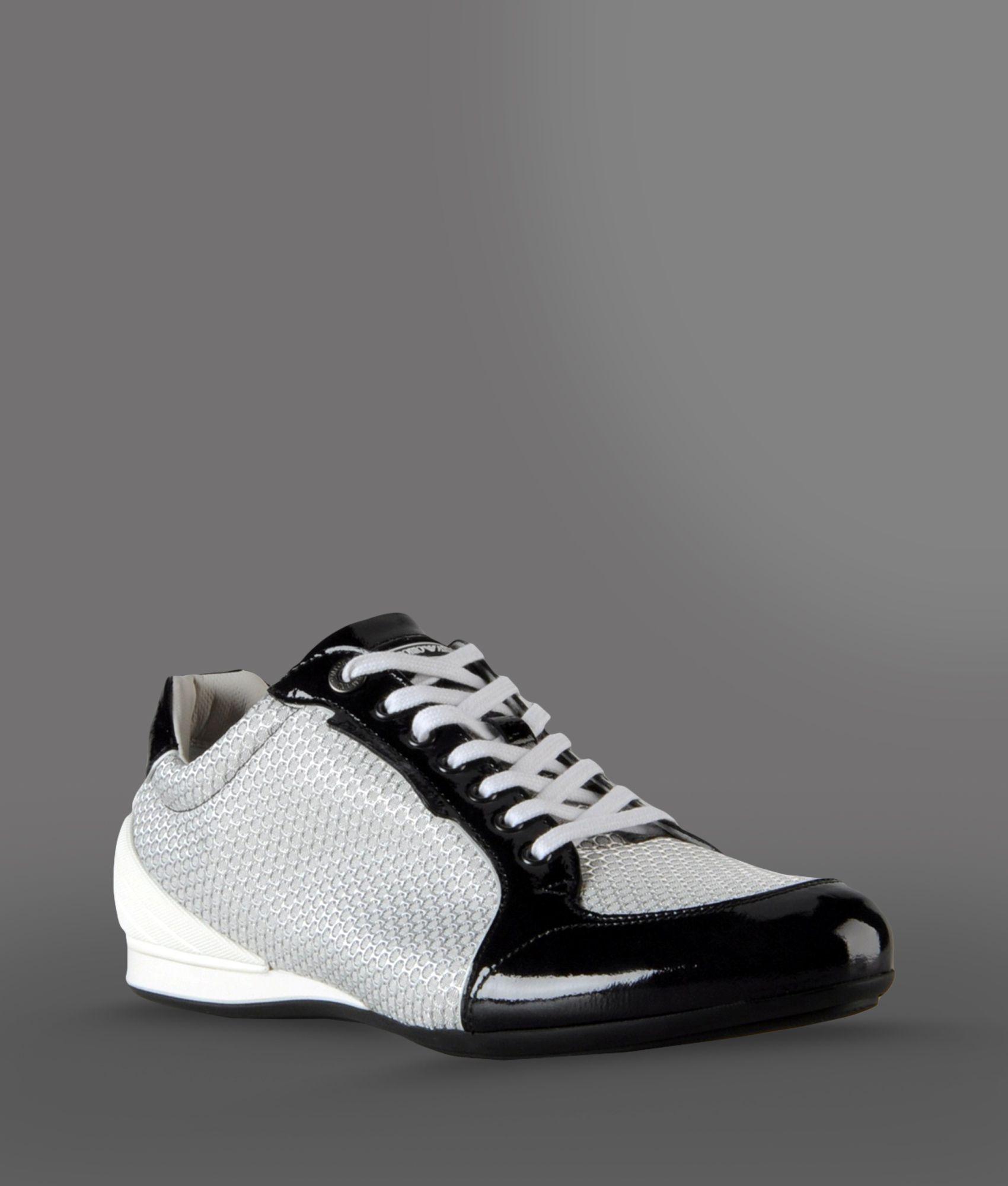 Giorgio Armani Mens Shoes Uk