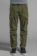 G-star Raw Rovic Loose Pant in Sage - Lyst