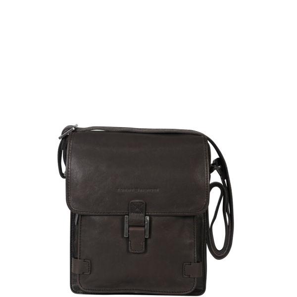 Tommy hilfiger Mens Stewart Reporter Bag in Brown for Men | Lyst