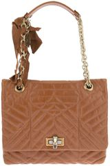 Lanvin Happy Quilted Medium Tote - Lyst