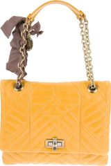 Lanvin Happy Medium Quilted Tote - Lyst