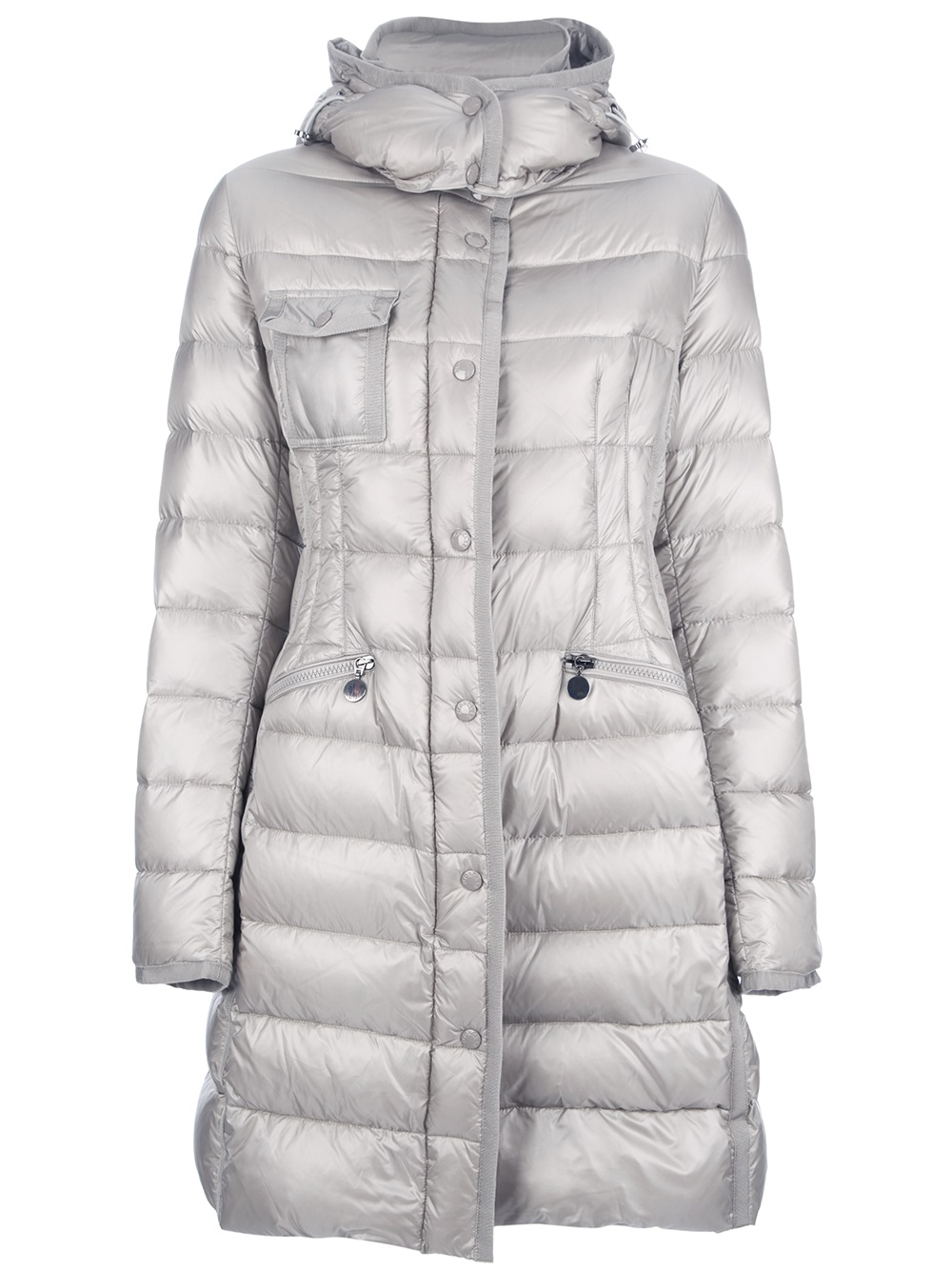 moncler hermine light grey