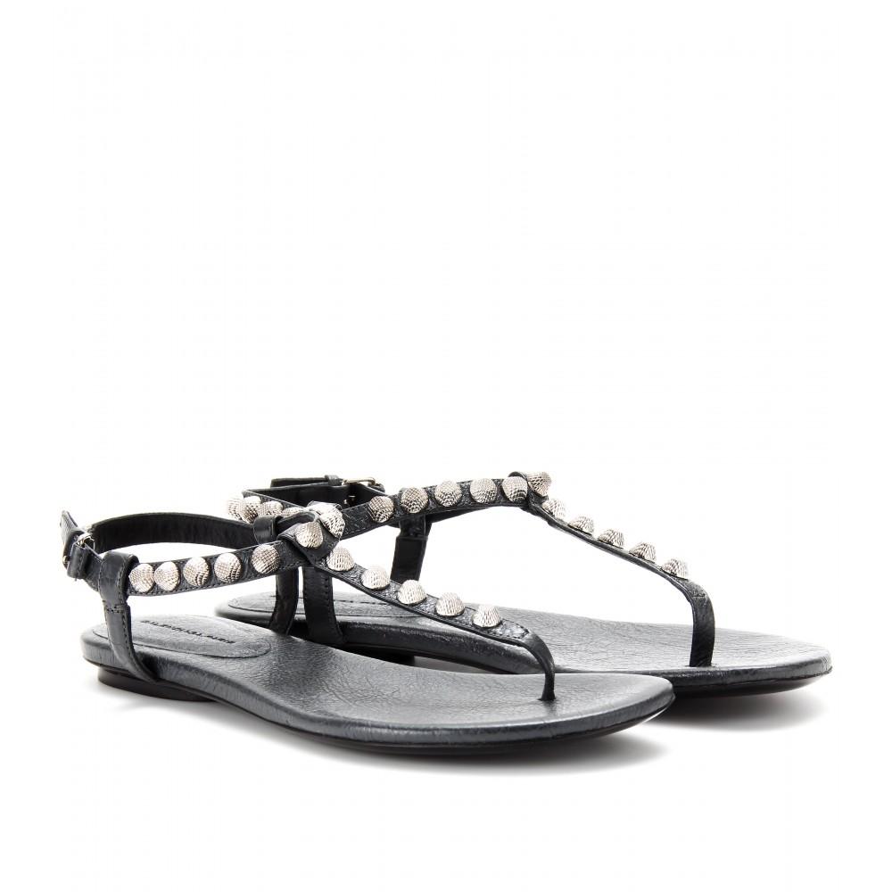 Balenciaga Giant sandals pObdi7PX