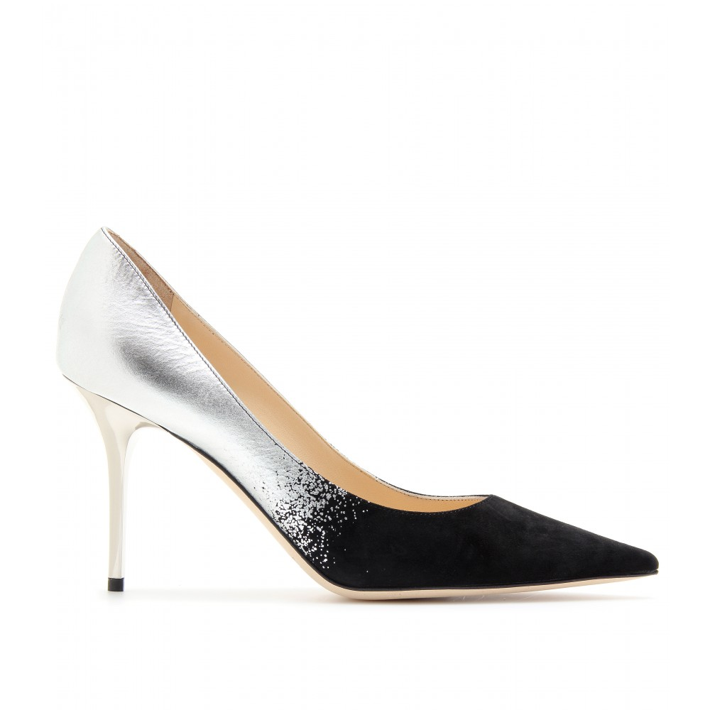 Jimmy Choo Suede Ombré Pumps cheap sale in China free shipping shop for wholesale online JszIpge