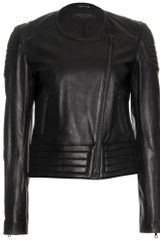 Rag & Bone Clare Leather Jacket - Lyst