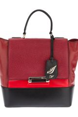 Diane Von Furstenberg On The Go Tote Bag - Lyst