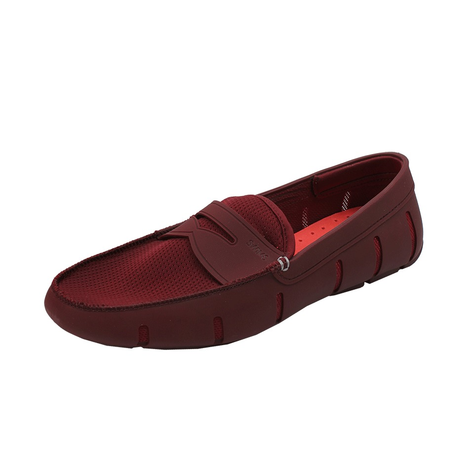 73ee3218d4d Lyst - Swims Mens Penny Loafer in Red for Men