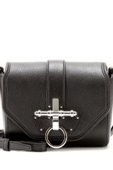 Givenchy Obsedia Leather Shoulder Bag - Lyst