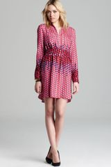 Marc By Marc Jacobs Dress Paradox Print Button Down - Lyst