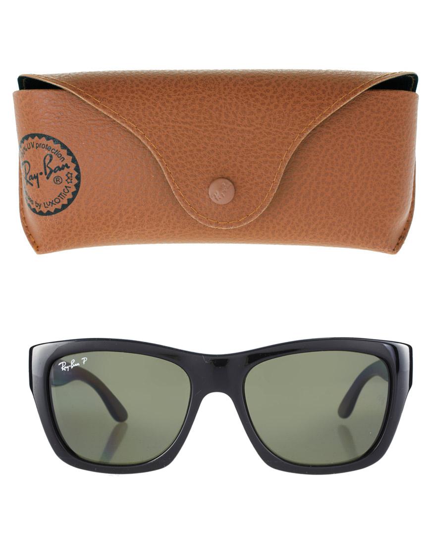 384cca16cda Mens Wayfarer Glasses Polarized Ray Ban