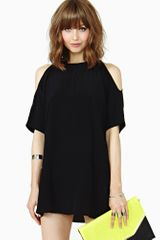 Nasty Gal Savannah Dress - Lyst