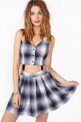 Nasty Gal Dropout Suspender Dress - Lyst