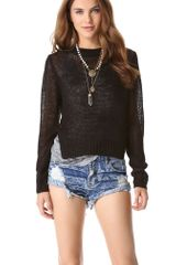Cheap Monday Megan Sweater - Lyst