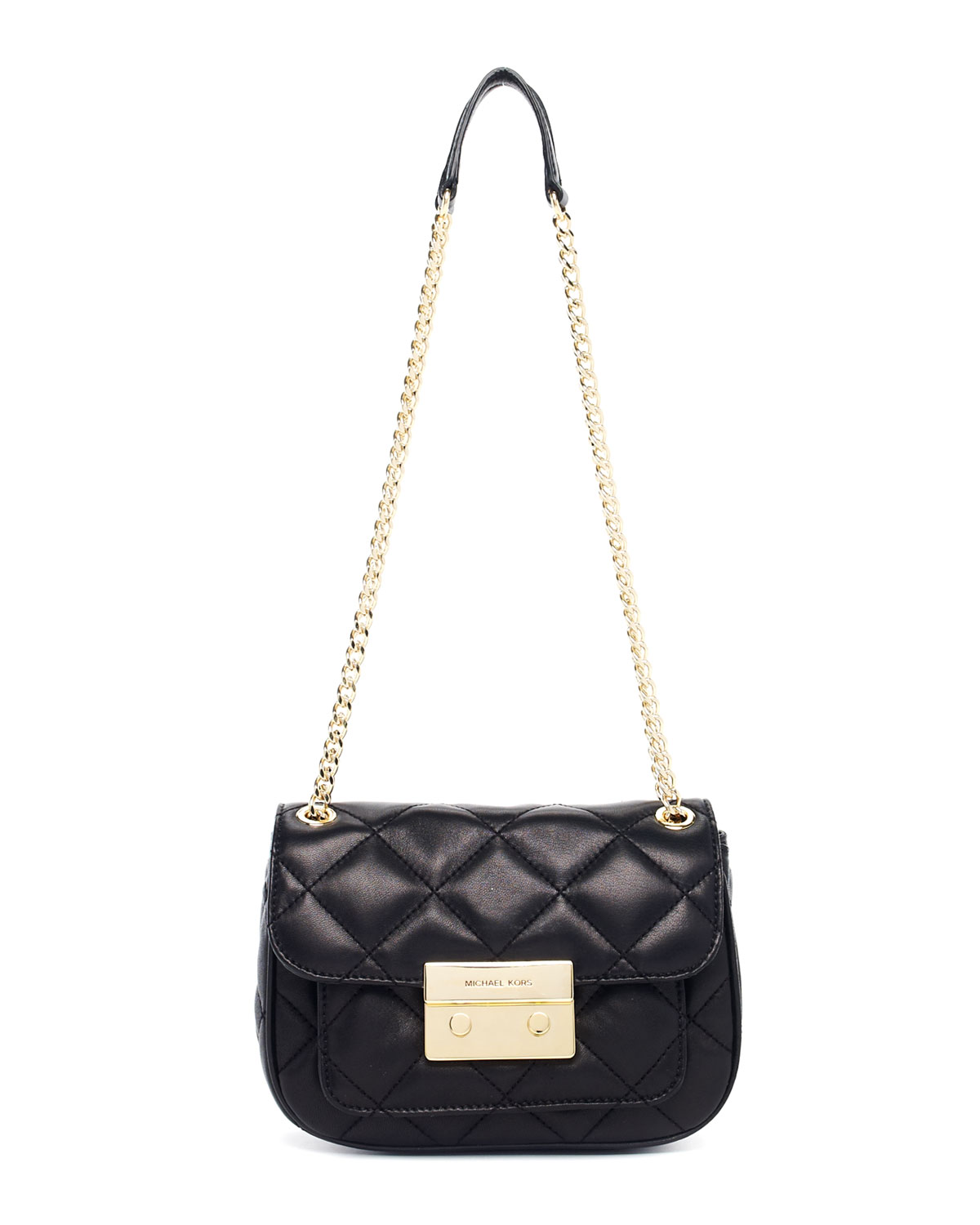 Small Black Shoulder Bag 102