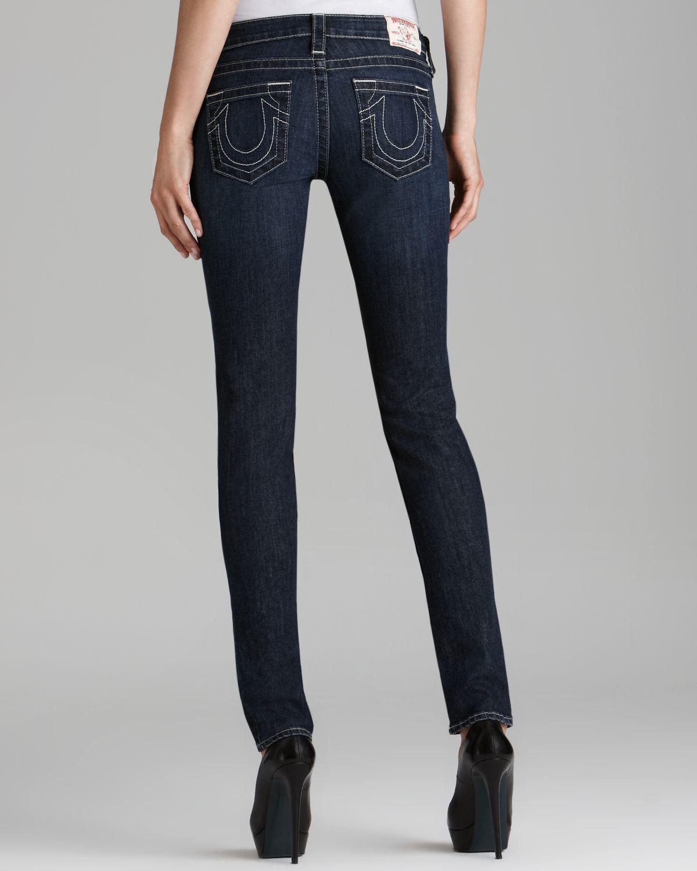true religion jeans stella low rise skinny in lonestar. Black Bedroom Furniture Sets. Home Design Ideas