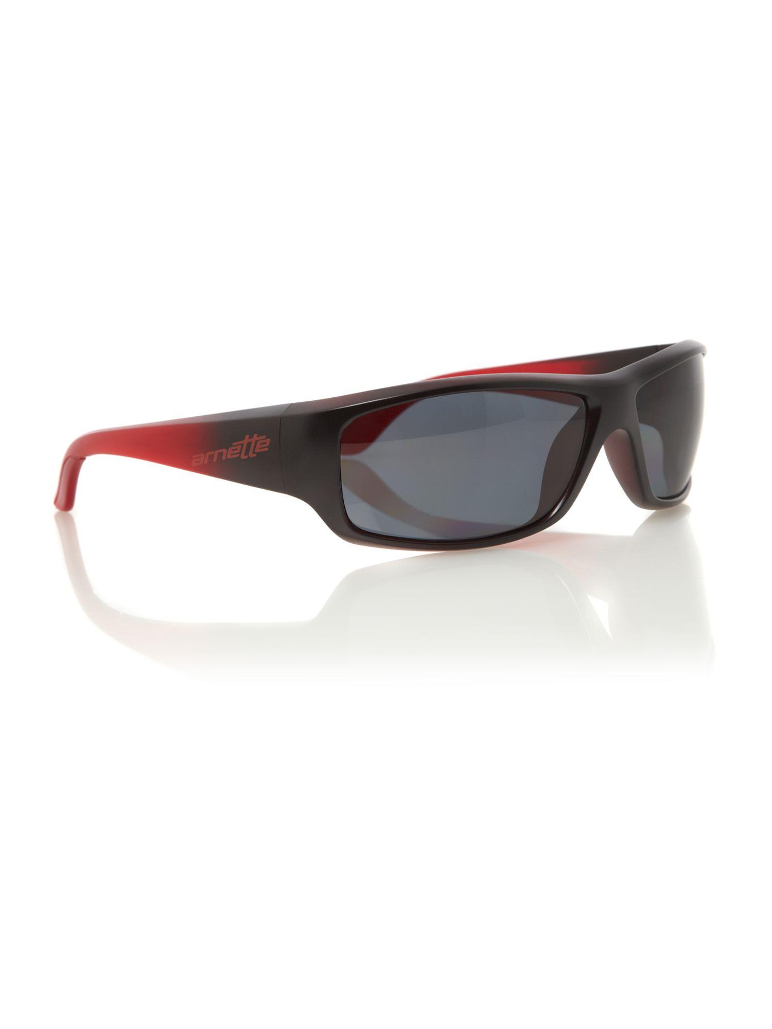 Arnette Men S Sunglasses  arnette mens sawbuck blackred sunglasses in black for men lyst