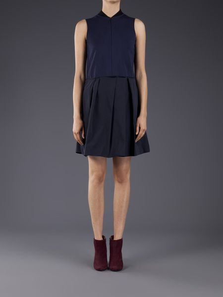 Jil Sander Navy Sleeveless