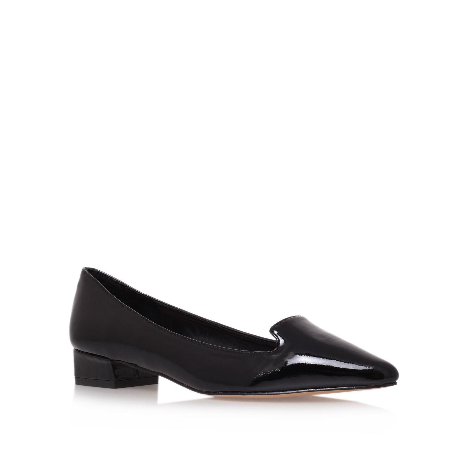 carvela kurt geiger lizzie court shoes in black lyst