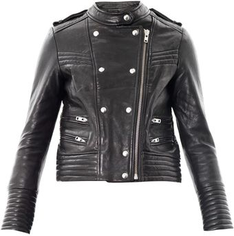 Iro Rojan Leather Jacket - Lyst