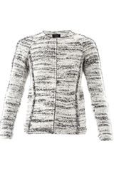 Isabel Marant Imperia Boiled-wool Jacket - Lyst