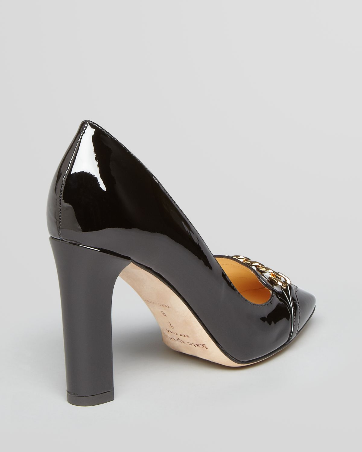 Kate Spade New York Square Toe Pumps Hattie High Heel In