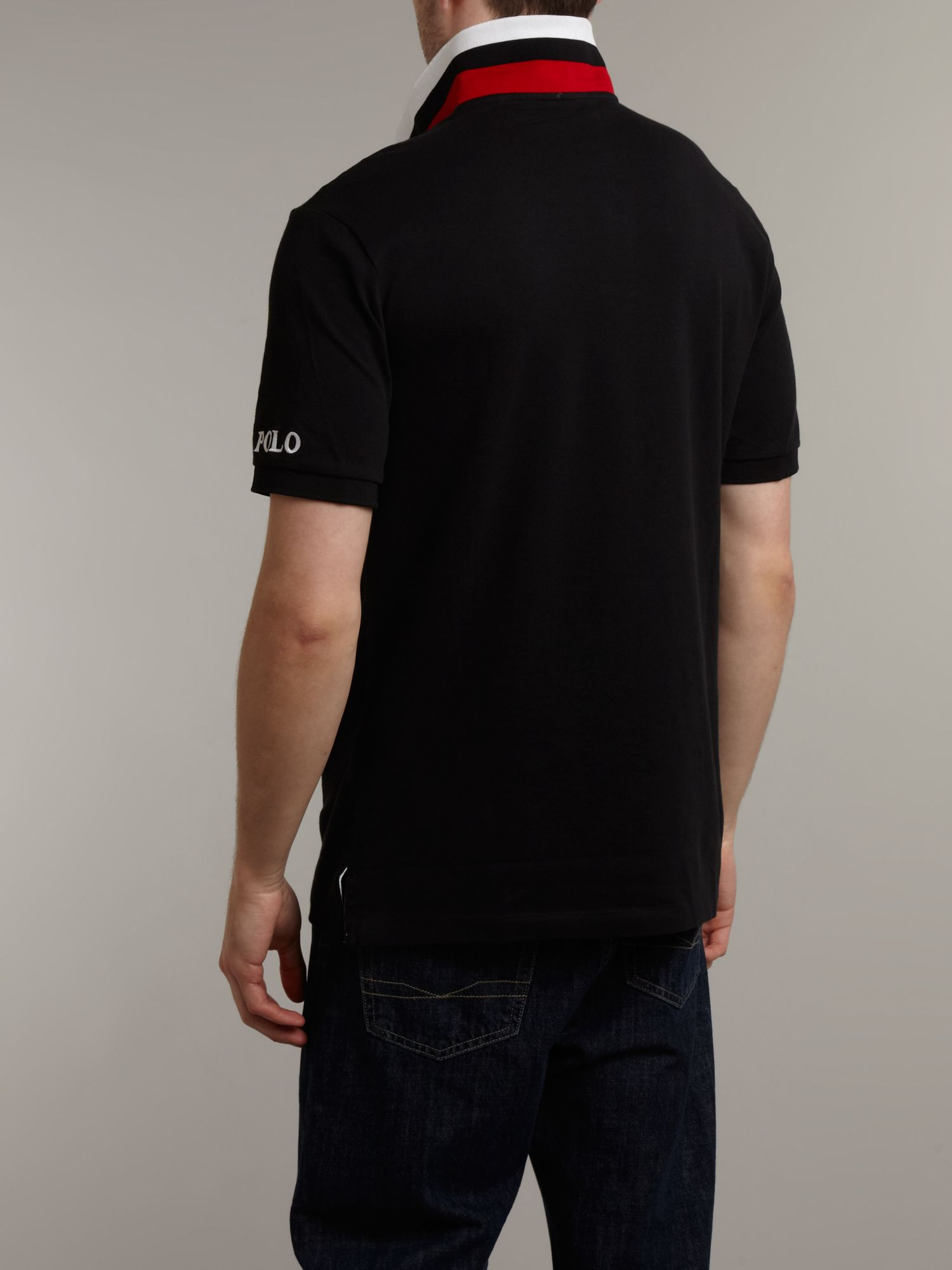 Ralph Lauren Polo Classic Big Pony Sweatshirt Black