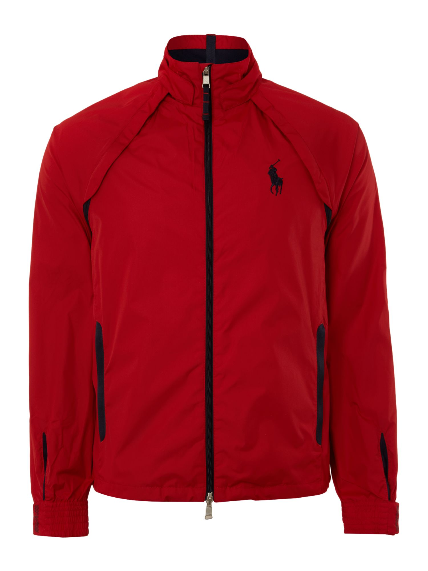 Ralph lauren golf Convertible Golf Windbreaker Jacket in Red for ...