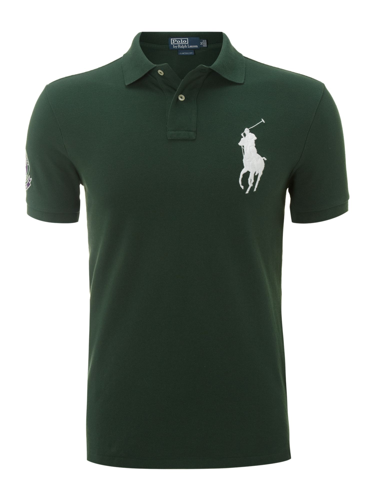 Ralph Lauren Mens Big Pony Polo Shirt 10 Male Models Picture