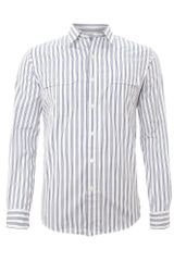 Polo Ralph Lauren Long Sleeved Striped Shirt - Lyst