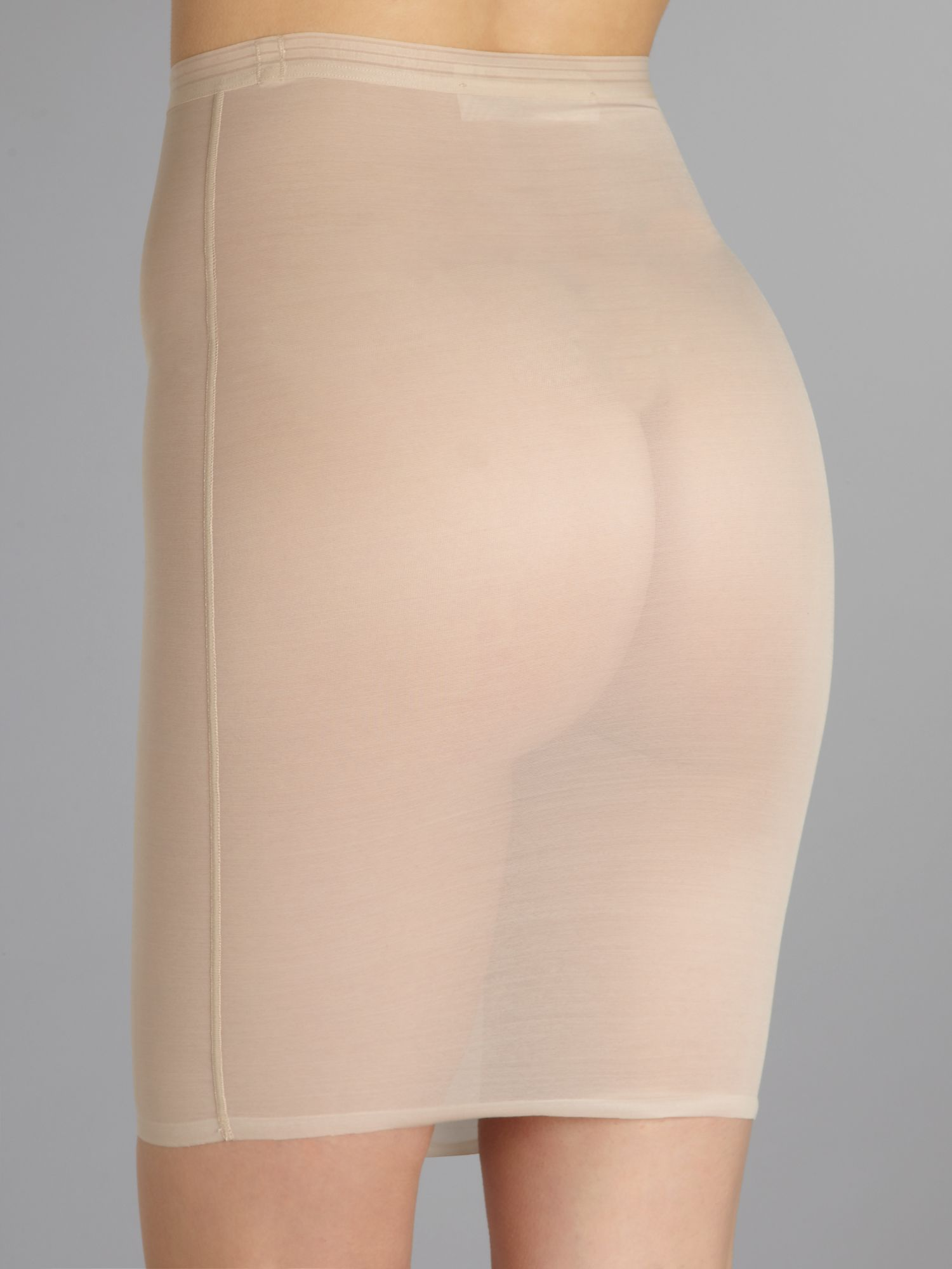 Triumph Light Sensation High Waist Skirt in Natural | Lyst