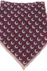 Brunello Cucinelli Dotted Square Pocket Scarf - Lyst
