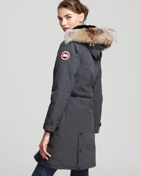 Canada Goose | Gray Coat