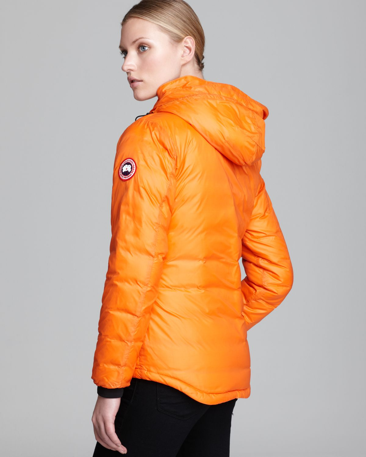 Lyst Canada Goose Down Coat Camp Hooded Lightweight In