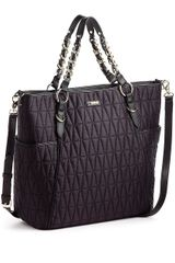 DKNY Quilted Nylon Tote Bag - Lyst