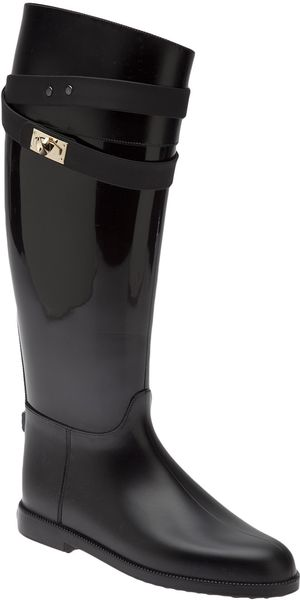 Givenchy Riding Boot - Lyst