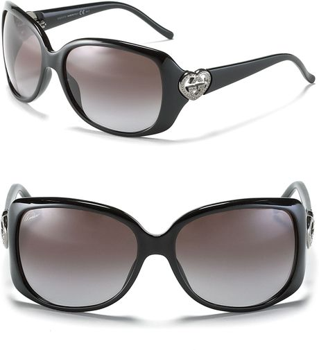 a84a71238dd96 Oversized Square Sunglasses Black - Mike Simmons