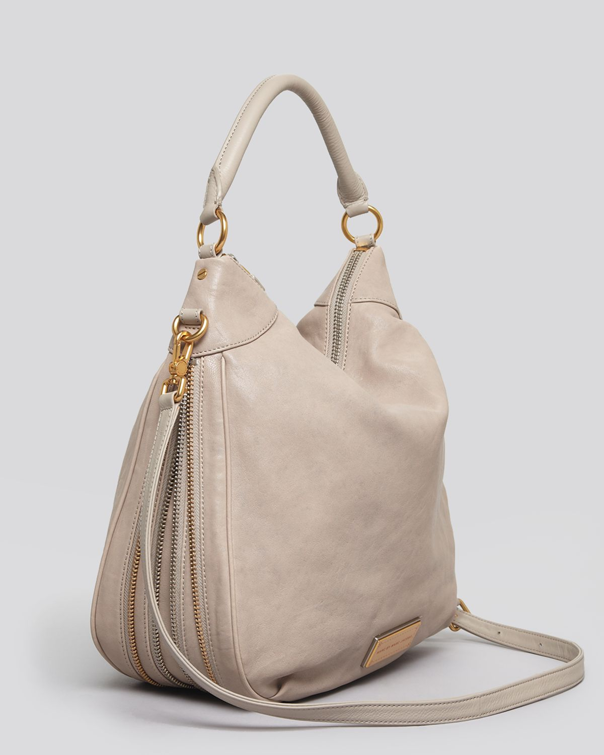 1e2d995a6026 Lyst - Marc By Marc Jacobs Hobo Washed Up Billy in Black