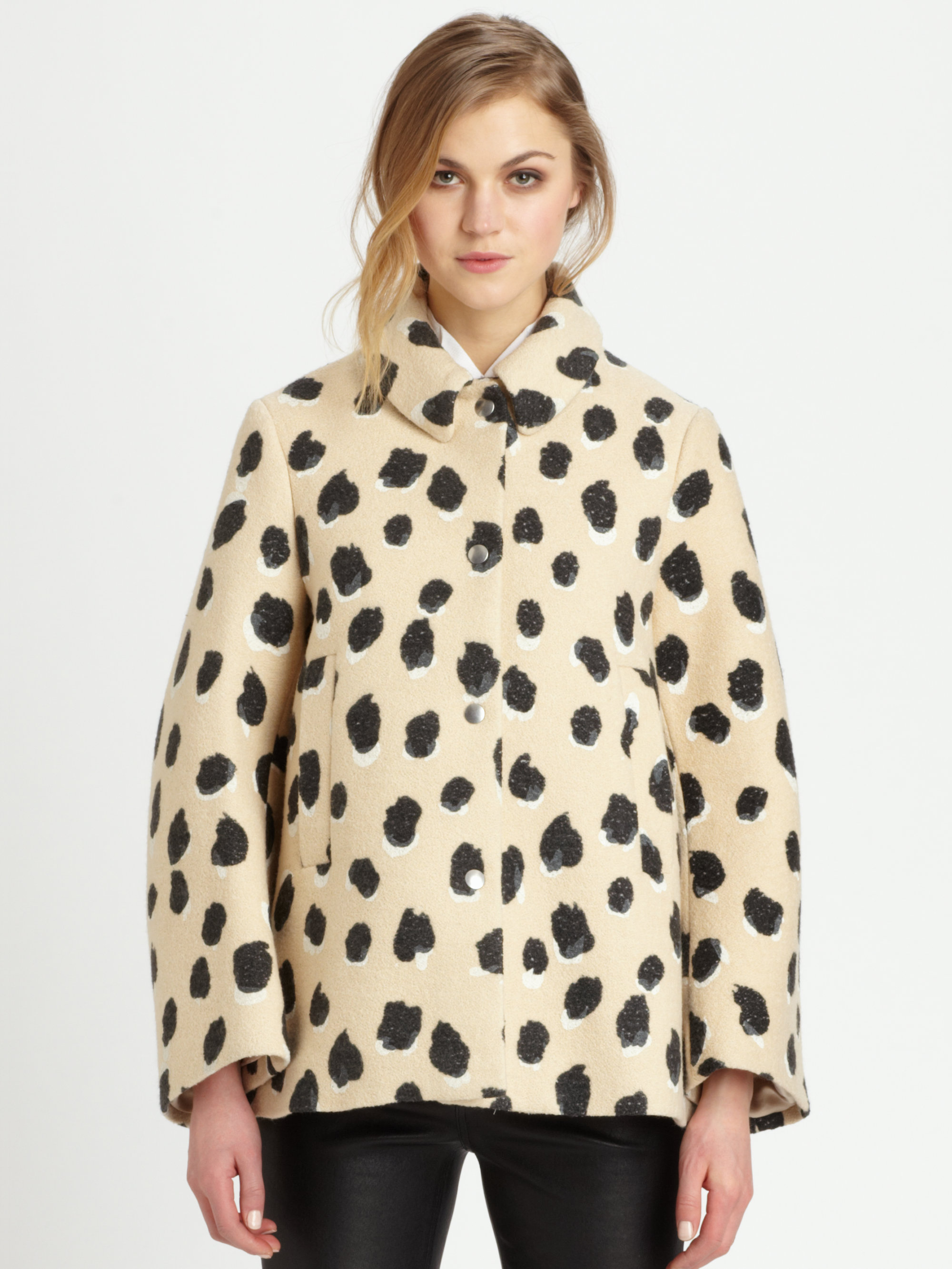 acne edith jacket