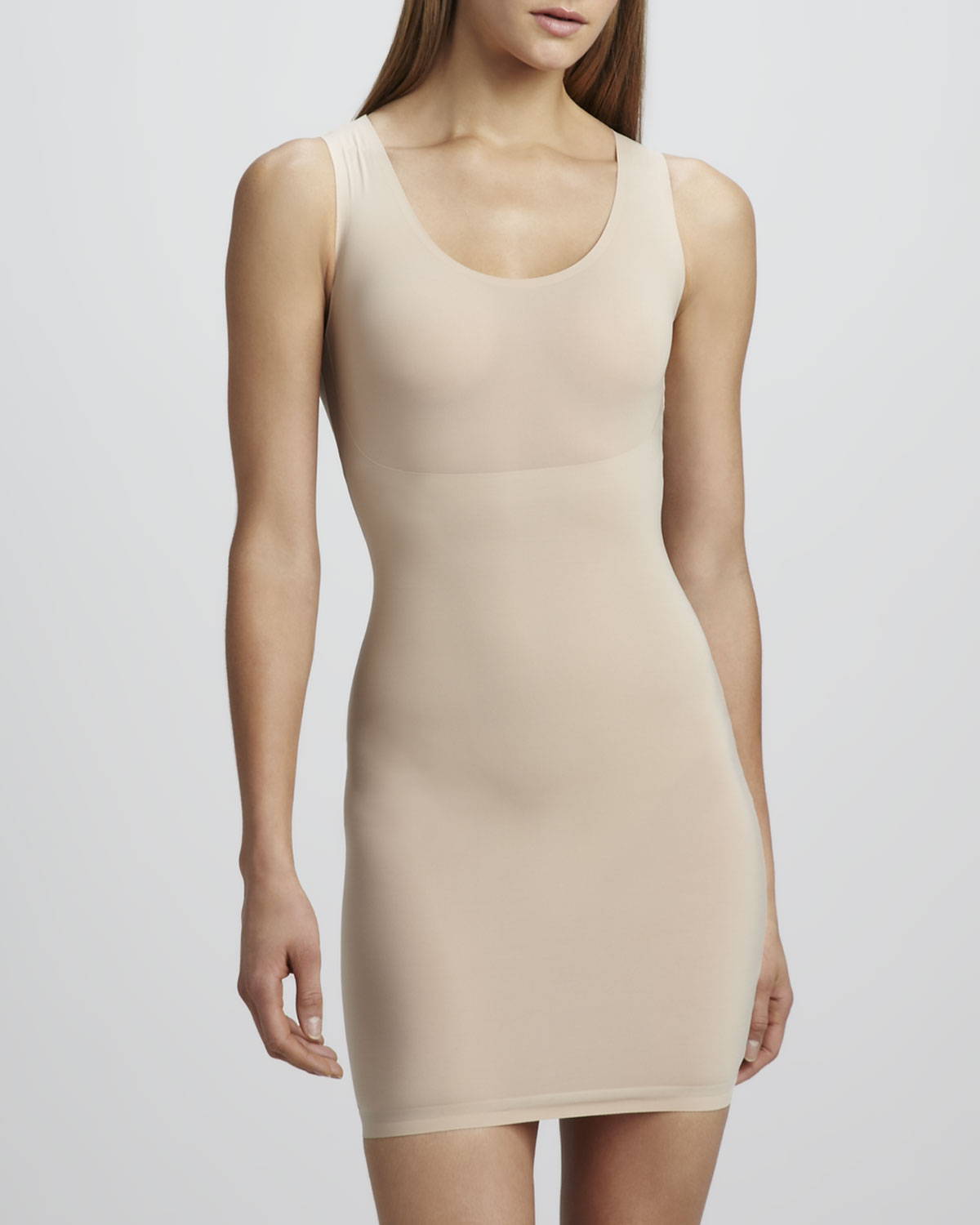 Lyst Spanx Trust Your Thinstincts Slip In Natural