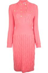 Céline Vintage Knit Dress - Lyst