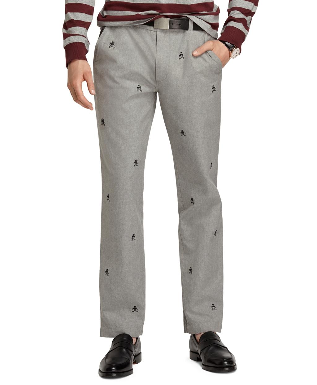 Brooks Brothers Capri/Cropped Pants Khaki