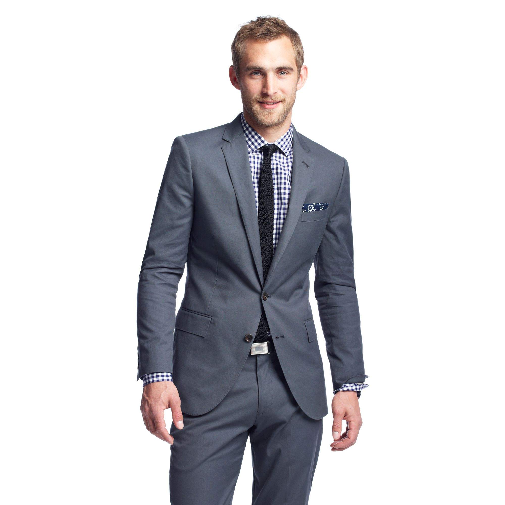 J.crew Ludlow Suit Jacket With Double Vent In Italian Cotton Piqué ...