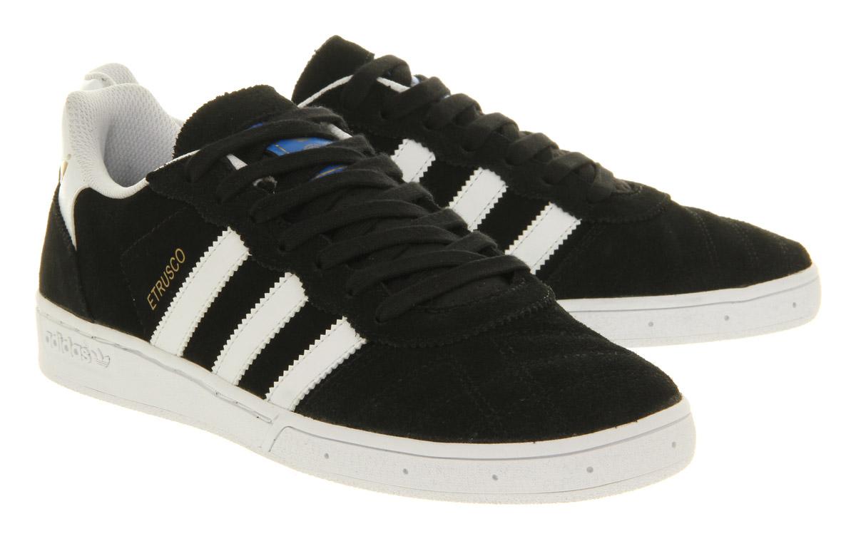 timeless design b9e1b b41a3 adidas Etrusco Black Running White in Black for Men - Lyst