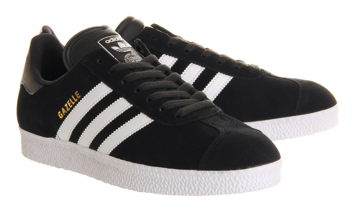 Black Adidas Gazelle Sale