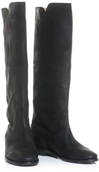 Isabel Marant Cleave Highwedge Boots - Lyst