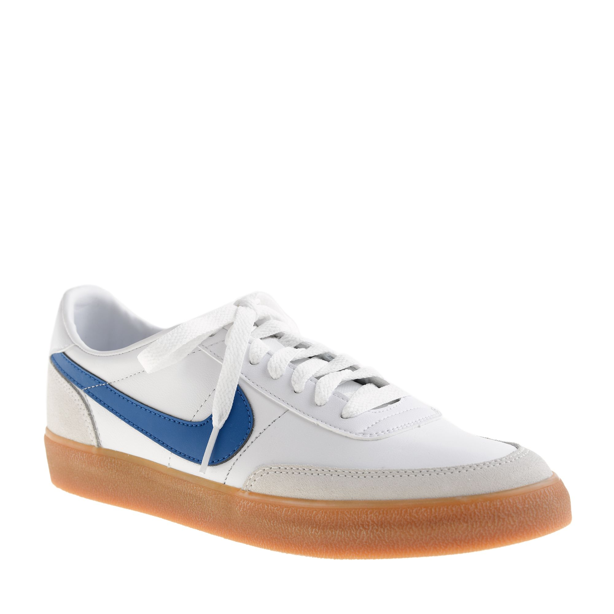 j crew nike killshot 2 sneakers for jcrew in white for