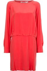 See By Chloé Silk Dress - Lyst