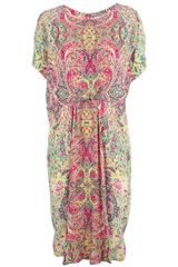 See By Chloé Paisley Dress - Lyst